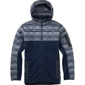 Burton Pierce Fleece Full-Zip Hoodie - Men's
