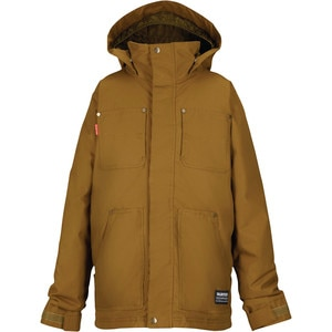 Burton Barnyard Insulated Jacket - Boys'