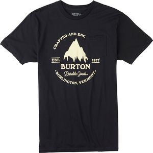 Burton Gristmill Pocket Slim T-Shirt - Short-Sleeve - Men's