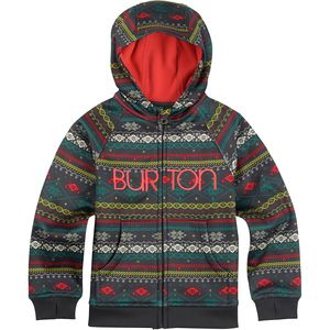 Burton Mini Scoop Hooded Fleece Jacket - Toddler Girls'