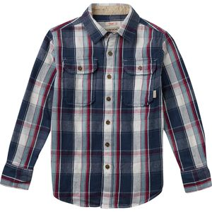 Burton Brighton Flannel Shirt - Long-Sleeve - Boys'