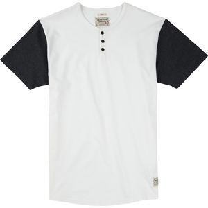 Burton Dwight Henley Shirt - Short-Sleeve - Men's