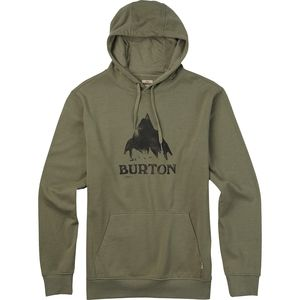 Burton Classic Mountain Recycled Pullover Hoodie - Men's