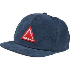 Burton High Peak Snapback Hat