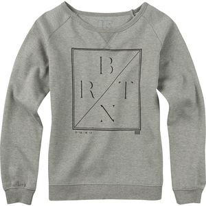 Burton Lurch Crew Sweatshirt - Women's
