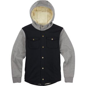 Burton Gravel Fleece Jacket - Boys'