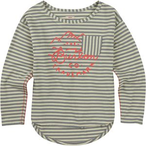 Burton Lush Knit Shirt - Long-Sleeve - Girls'