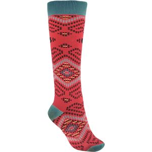Burton Beads Party Socks - Women's