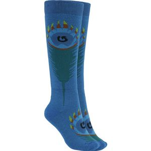 Burton Peacock Party Socks - Women's