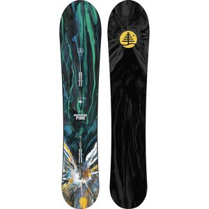 Burton Family Tree Mod Fish Snowboard