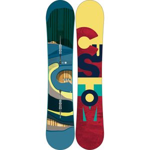 Burton Custom Flying V Snowboard - Wide