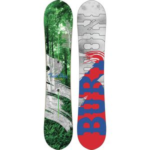 Burton Family Tree Trick Pony Snowboard - Wide