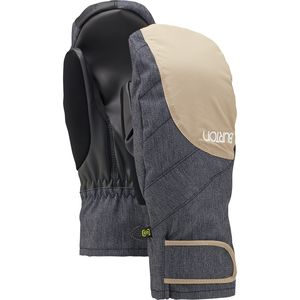 Burton Approach Under Cuff Mitt + Liner - Women's