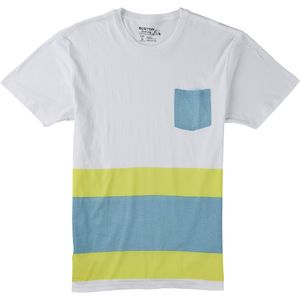 Burton Buoy Blocking Slim T-Shirt - Short-Sleeve - Men's