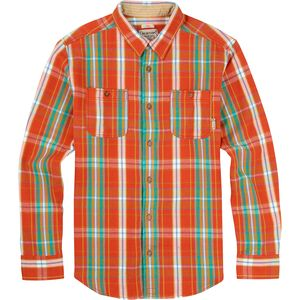 Burton Fairfax Flannel Shirt - Long-Sleeve - Men's