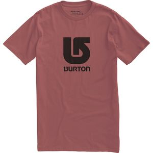 Burton Logo Vertical Slim T-Shirt - Short-Sleeve - Men's