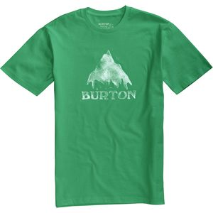 Burton Stamped Mountain T-Shirt - Short-Sleeve - Men's
