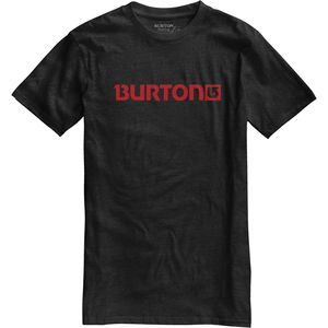 Burton Logo Horizontal Recycled T-Shirt - Short-Sleeve - Men's