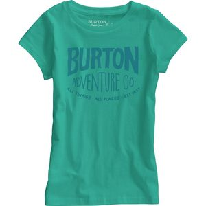 Burton All Things Shirt - Short-Sleeve - Girls'