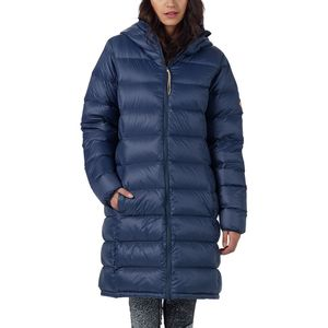 Burton Evergreen Hooded Long Down Insulator Jacket - Women's