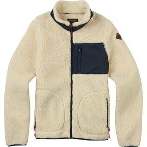 Burton Bombay Full-Zip Fleece Jacket - Women's Online Cheap