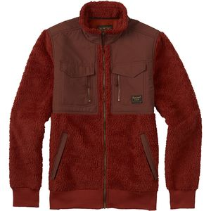 Burton Bower Full-Zip Fleece Jacket - Men's