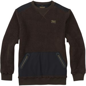 Burton Tribute Fleece Crew Sweatshirt - Men's