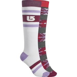 Burton Weekend Sock - Women's - 2-Pack