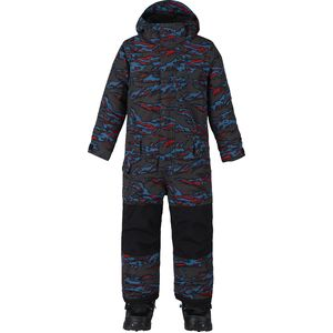 Burton Minishred Striker Insulated One-Piece Suit - Toddler Boys'