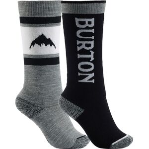 Burton Weekend Sock - Kids' - 2-Pack
