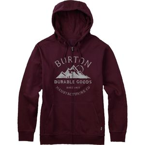 Burton Overlook Full-Zip Hoodie - Men's