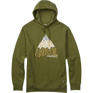 Burton Adventure Co Recycled Pullover Hoodie - Men's