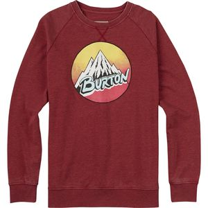 Burton Retro Mountain Crew Sweatshirt - Men's