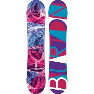 Burton Feelgood Smalls Snowboard - Girls'