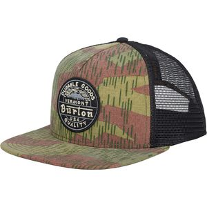 Burton Marble Head Trucker Hat