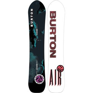 BurtonFamily Tree Speed Date Retro Snowboard