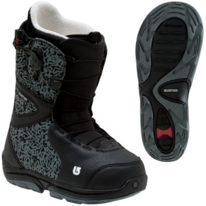Burton Speed Zone Grom Snowboard Boot Kids Clearance