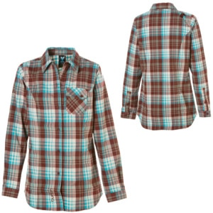 Burton Player Flannel - Long-Sleeve - Womens