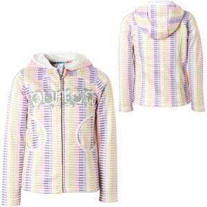 Burton Bonded Empress Hooded Fleece Jacket - Girls