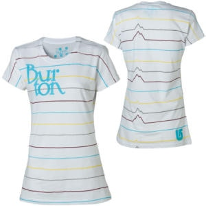 Burton Skyline T-Shirt - Short-Sleeve - Womens