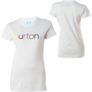 Burton Puzzle T-Shirt - Short-Sleeve - Womens