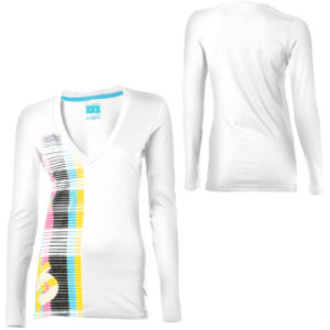 Burton Saturn T-Shirt - Long-Sleeve - Womens