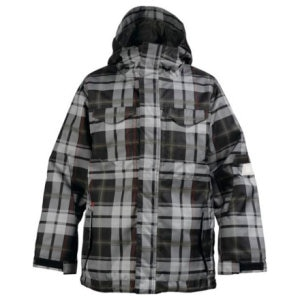 Burton The White Collection Transmission Jacket - Boys
