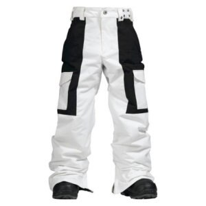 Burton White Collection Transmission Pant - Boys