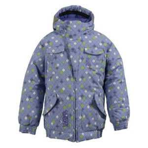 Burton Lavish Bomber Insulated Jacket - Girls