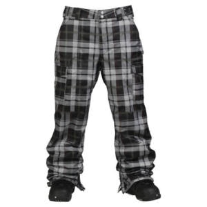 Burton White Collection Transmission Pant - Mens
