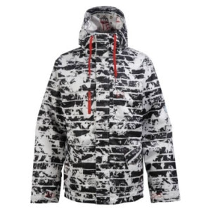 Burton White Collection Division Jacket - Mens