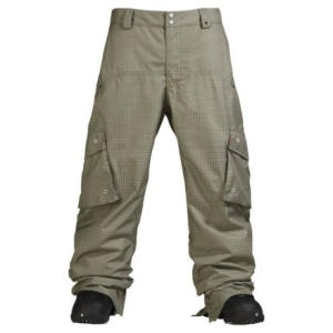 Burton White Collection Signature Trench Pant - Mens