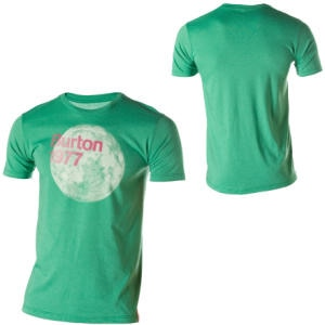 Burton Satellite Slim Fit T-Shirt - Short-Sleeve - Mens