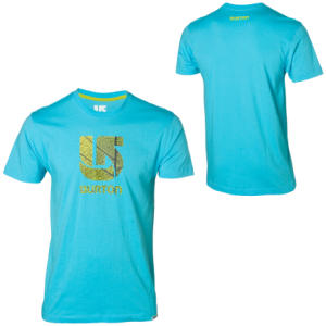 Burton Green Logo Plus Organic T-Shirt - Short-Sleeve - Mens
